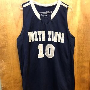 Lake Tahoe basketball jersey